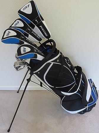 Tall Mens Complete Golf Set for Men 6 0 – 6 6 Tall Regular Flex Right Handed