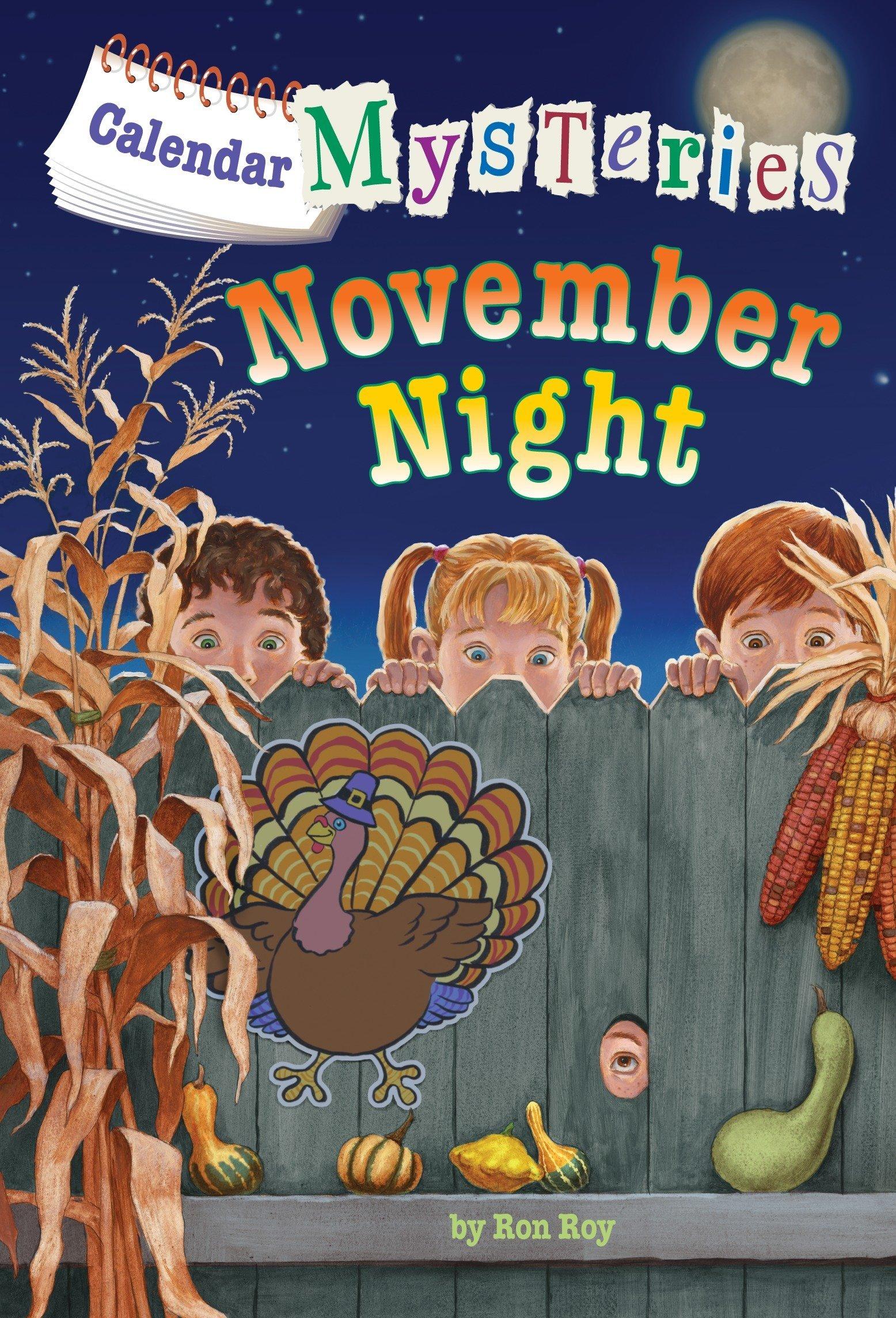 Download Calendar Mysteries #11: November Night PDF