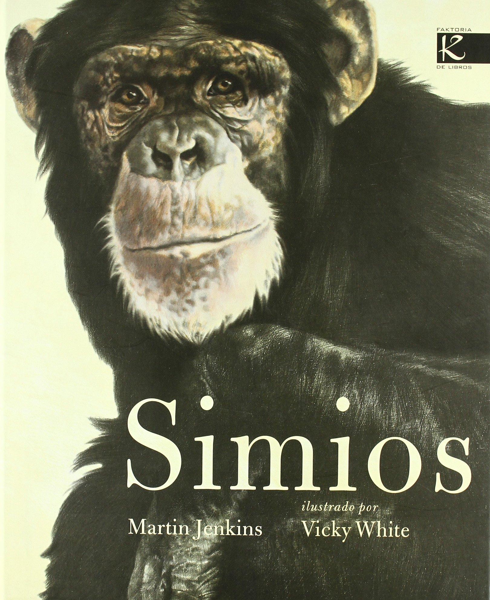 Simios / Apes (Spanish Edition) PDF