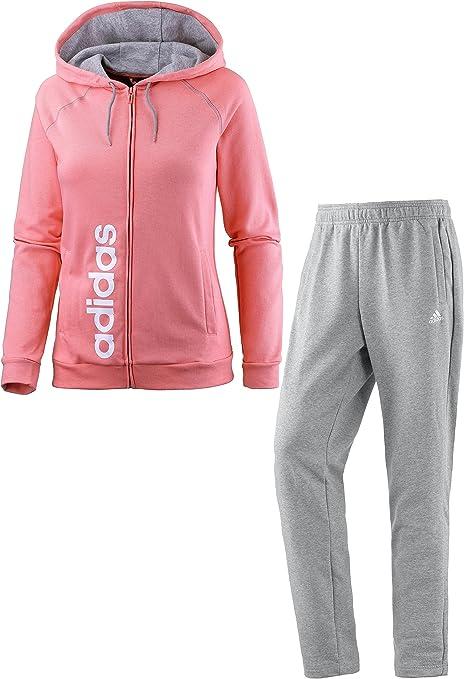 Chándal deportivo mujer Adidas Women CO TS (S): Amazon.es ...