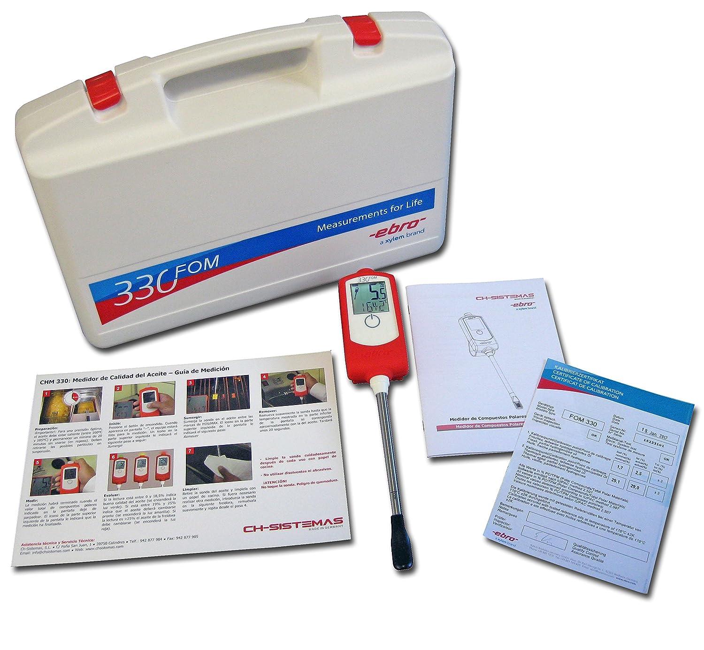 Aceite de Cocina - Medidor de calidad CHM 330: Amazon.es: Industria, empresas y ciencia