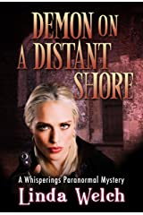 Demon on a Distant Shore: Whisperings Paranormal Mystery Book Five Kindle Edition