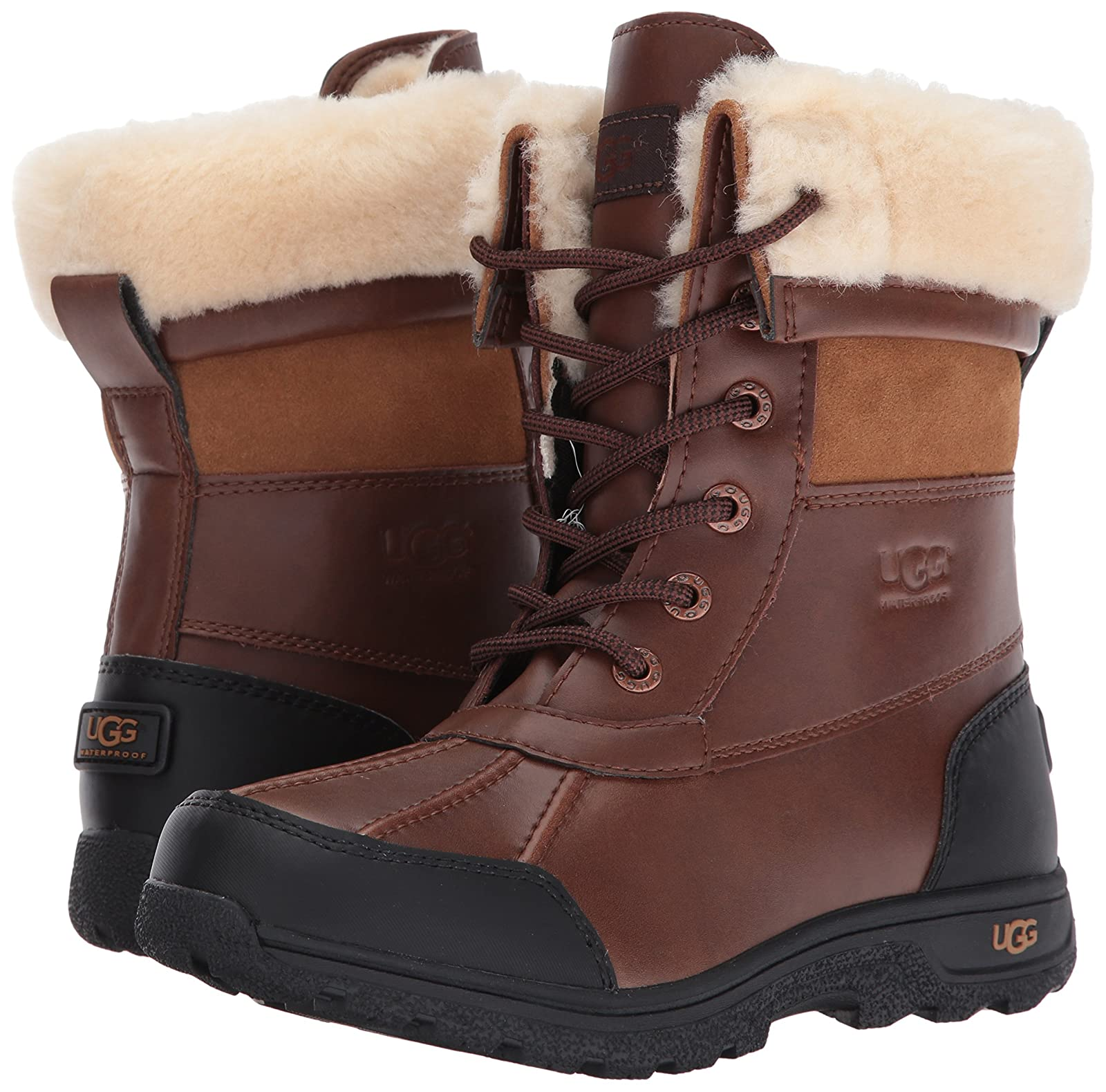 20dcb47d553 UGG Kids K Butte II Lace-up Boot K BUTTE II_K Worchester