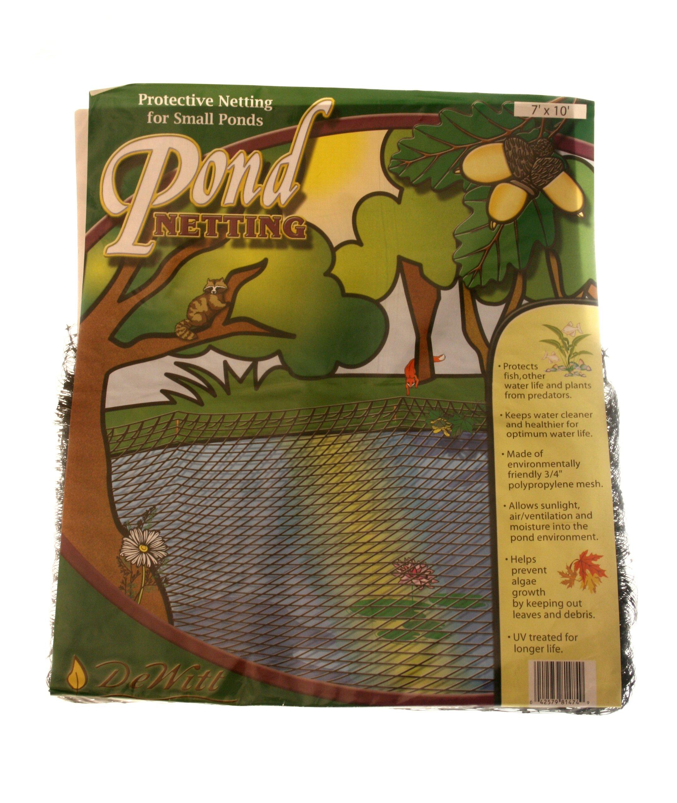 DeWitt Pond Netting, 7 by 10-Feet
