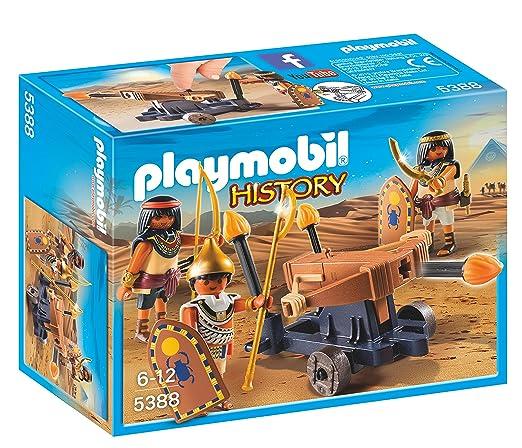 12 opinioni per Playmobil 5388- Soldati Egizi con Lancia Dardi