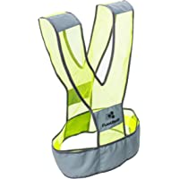 FuelBelt Reflective Neon Safety Vest to Enhance Runner Visibility