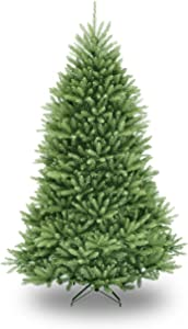 National Tree Company Artificial Christmas Tree | Includes Stand | Dunhill Fir - 7.5 ft