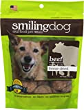 Herbsmith Smiling Dog Freeze Dried Beef with Potato, Carrot and Celery Treats for Dogs and Cats, 2.5-Ounce