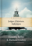 90 Days in Galatians, Judges & Ephesians: Guidance for the Christian life