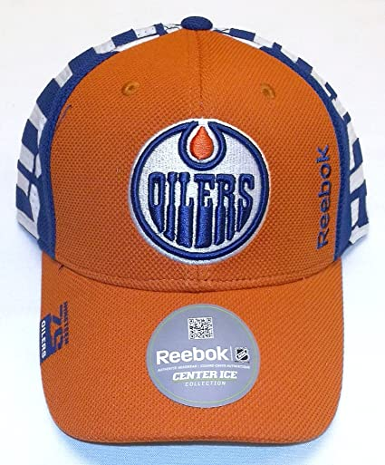 Image Unavailable. Image not available for. Color  New Edmonton Oilers Draft  Structured Flex Reebok Hat ... 858964f1d