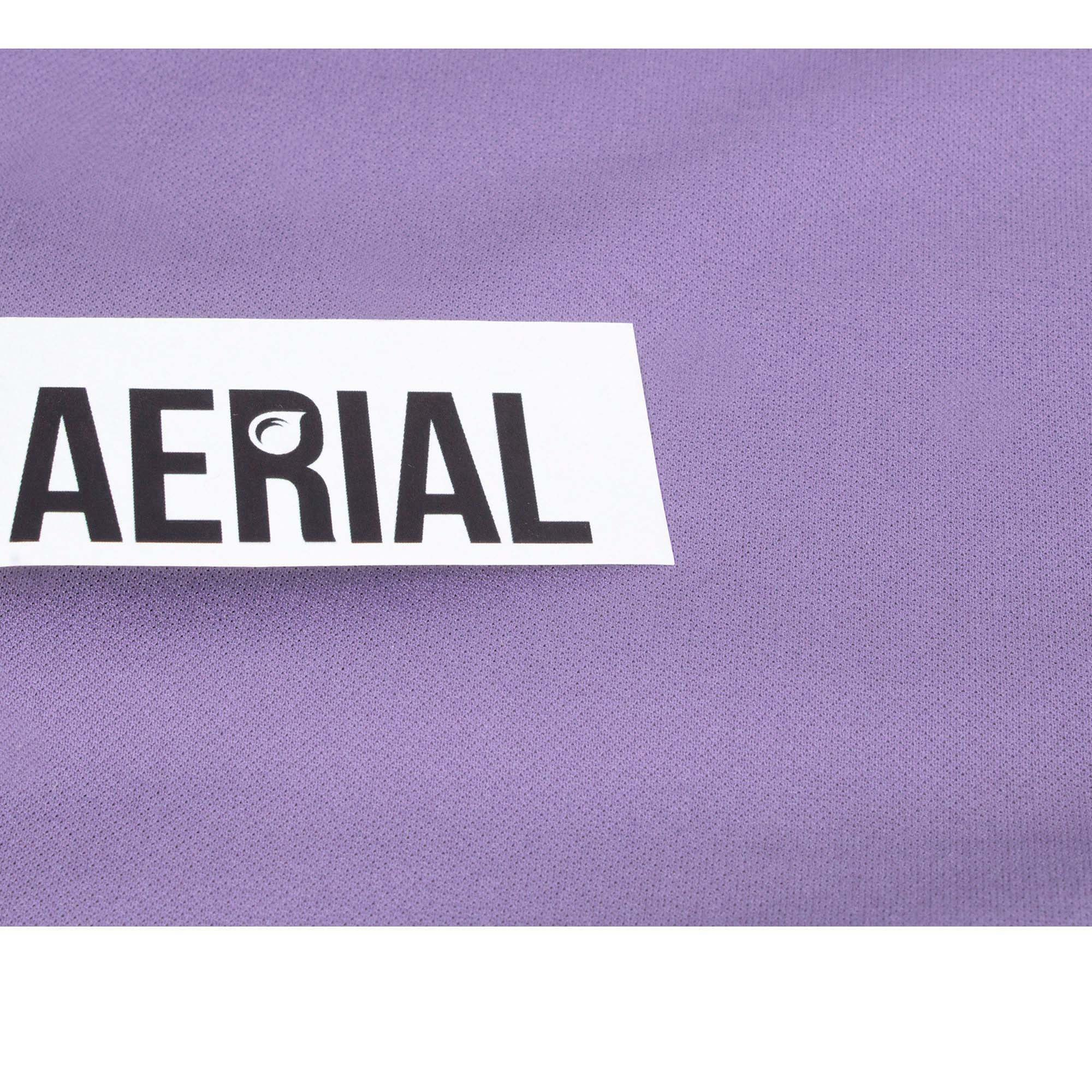 Firetoys Professional Aerial Silks Fabric/Tissues, Medium Stretch Silk WLL 282lbs (128kg) (Lavender, 32' (10m)) by Firetoys (Image #2)