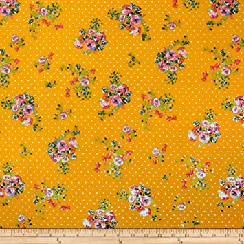 125f360578a Image Unavailable. Image not available for. Color: Fabric Merchants Double  Brushed Poly Jersey Knit ...