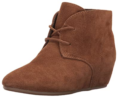 Nine West Women's Joanis Ankle Bootie, Natural, ...