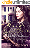 The Widow's Second Chance (Vintage 40's Book 1)