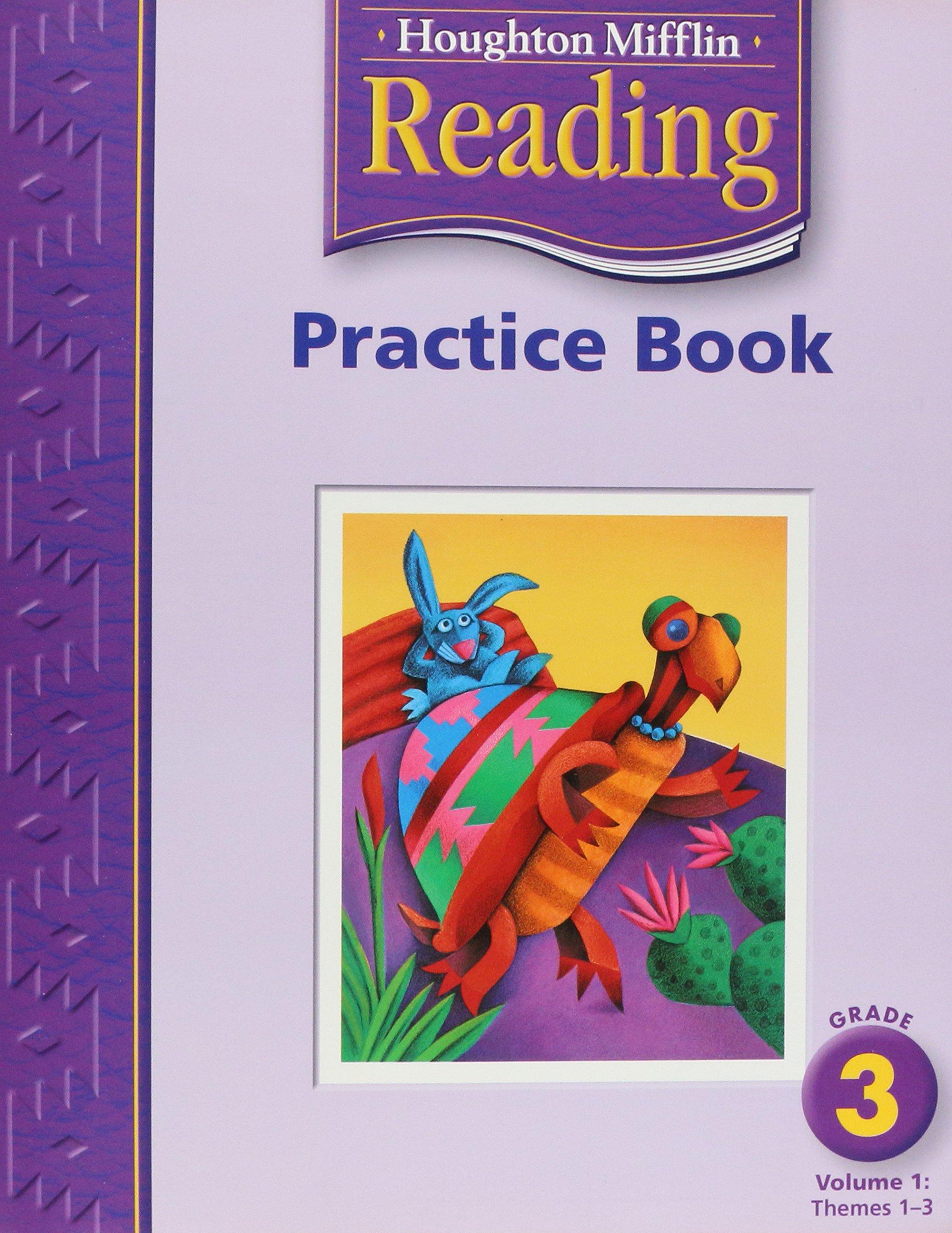 Amazon.com: Houghton Mifflin Reading Practice Book, Grade 3 Volumes 1 & 2  (9780618424559): HOUGHTON MIFFLIN: Books