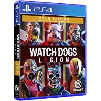 Watch Dogs: Legion, Gold Edition, PlayStation 4