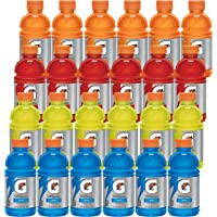 24-Pack Gatorade Classic Thirst Quencher Variety Pack 12 Ounce Bottles