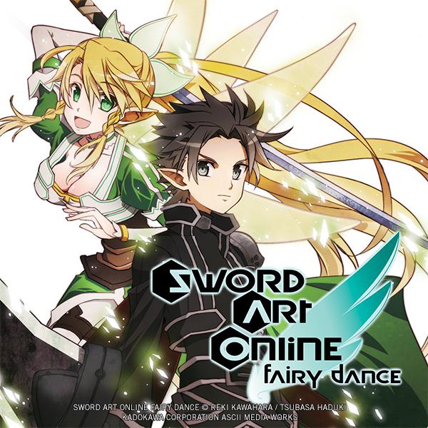 Sword Art Online Fairy Dance (Issues) (3 Book Series)