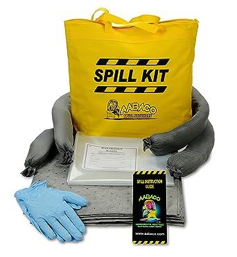 Amazon.com: AABACO Kit de derrames universal – Kits de ...