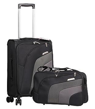 Amazon.com: Aerolite - Juego de maleta y bolsa de transporte ...