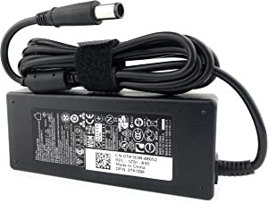 90W 19.5V Dell Charger Power Adapter Supply Cord for Latitude E6400 E6410 E6420 E6430 E6440 E5430 E5440 E5450 E5530 E5540 E5550 E6500 E6510 E6520 E6530 E6540 E7240 E7250 E7440 (Dell PA-10)