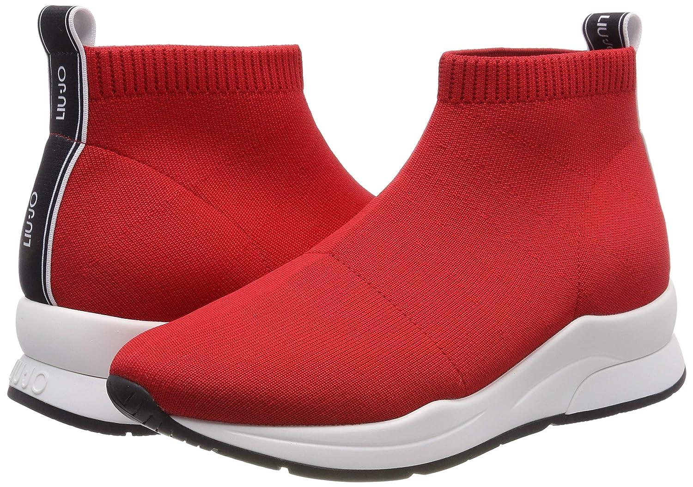 Elastick Basses Sock Jo 16 Karlie FemmeAmazon Liu RougeSneakers ExredoWQCB