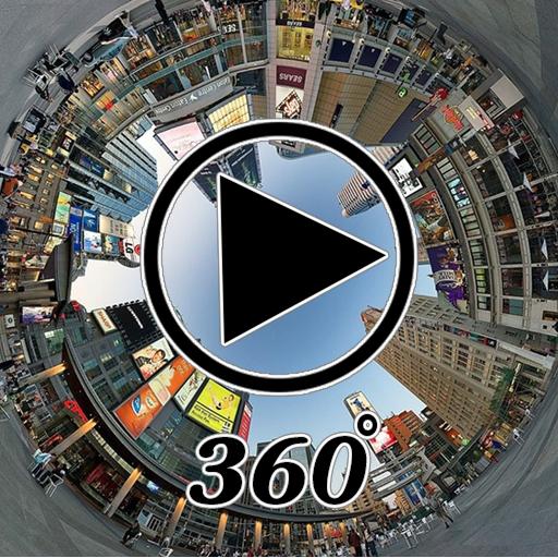 360° video player 3D viewer (Avchd Player)