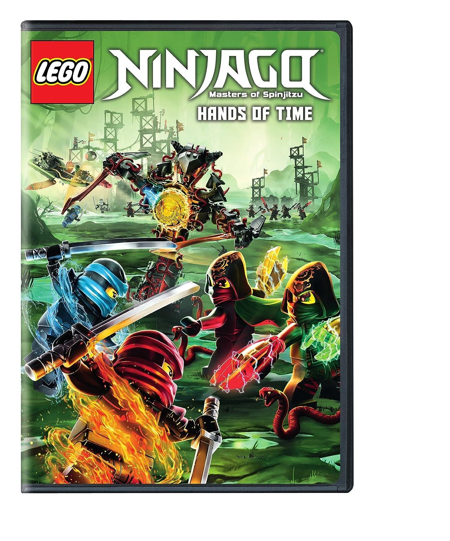 Amazon.com: LEGO NINJAGO: Masters of Spinjitzu: Season 7 ...