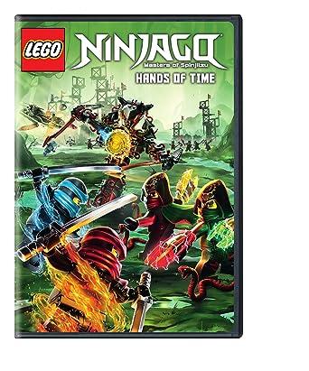 Amazon.com: LEGO NINJAGO: Masters of Spinjitzu: The Complete Seventh ...