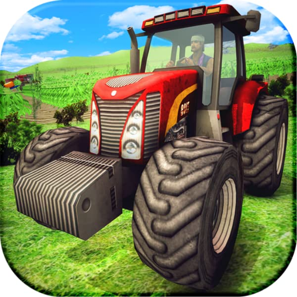 Amazon Com Real Farming Simulator 2018 Tractor Farming Games Appstore For Android