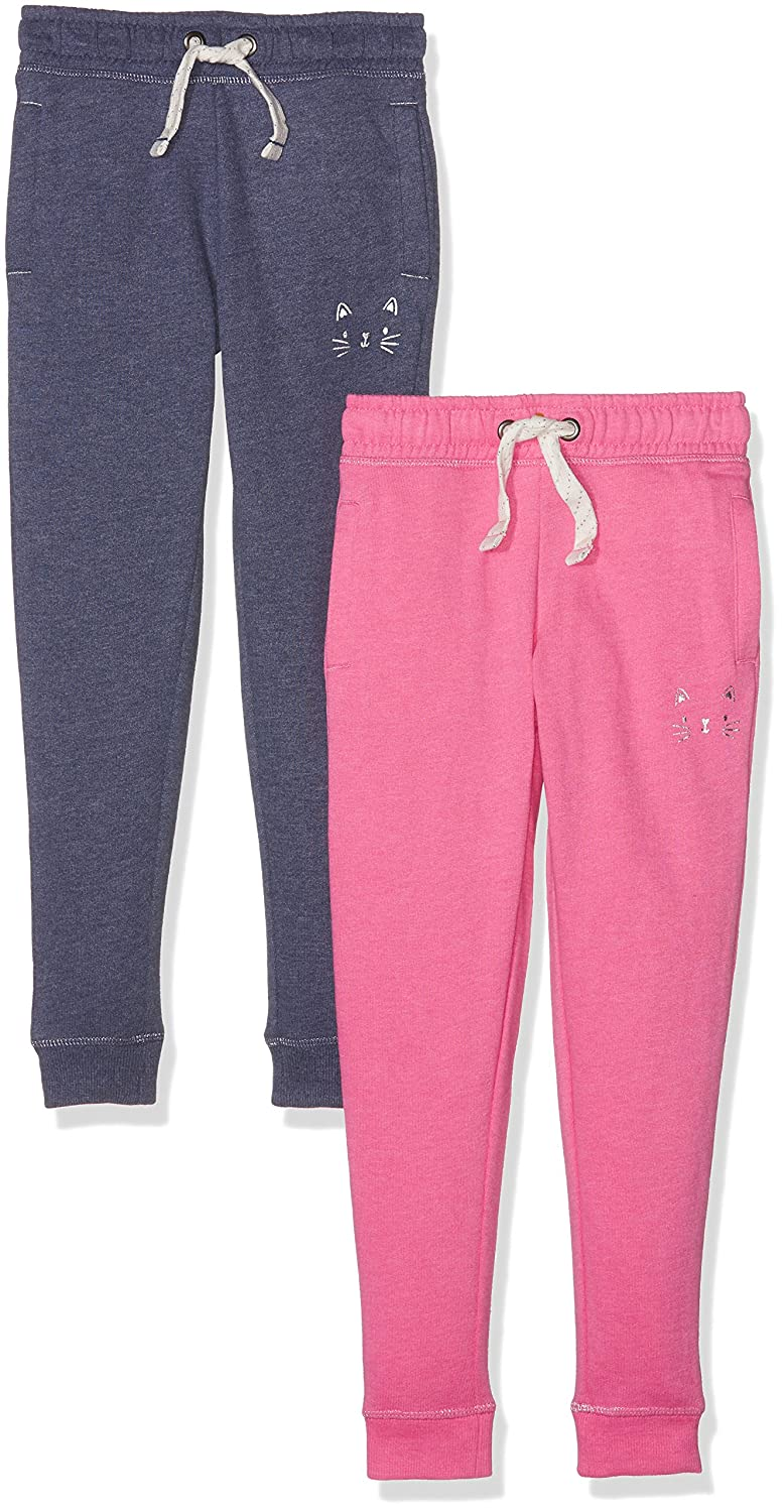 Pink And Navy Joggers - 2 Pack 24-36 months (Manufacturer Size:098) Mothercare MF241