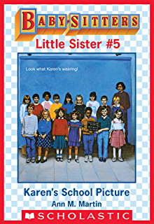 1875a9a4a219 Karen s Haircut (Baby-Sitters Little Sister  8) - Kindle edition by ...
