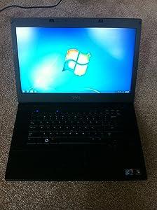 Dell Precision M4500 Notebook 4GB 250GB Win 7 pro