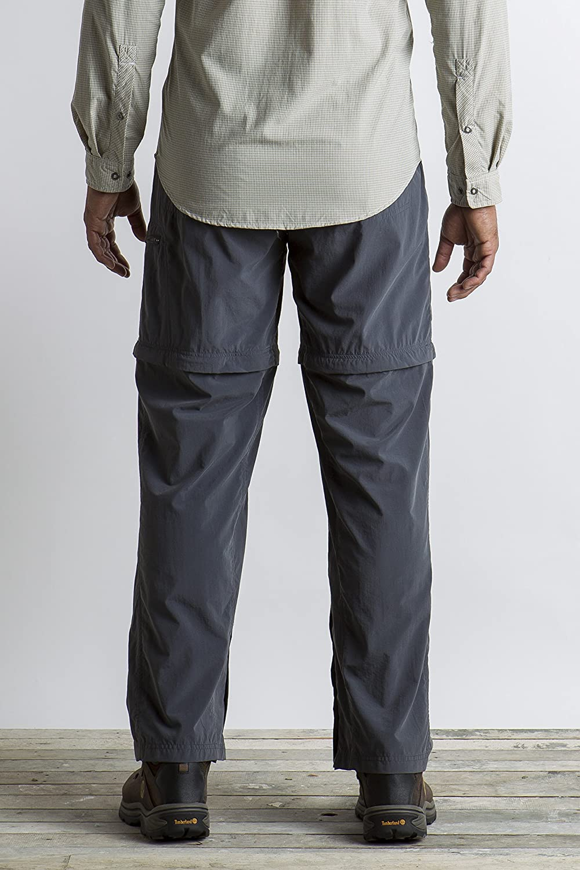 Short ExOfficio BugsAway Sol Cool Ampario Convertible Pant