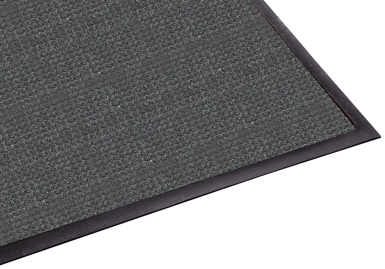 3x5 Green Rubber//Nylon Guardian WaterGuard Indoor//Outdoor Wiper Scraper Floor Mat