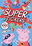 Peppa Pig: Super Stickers Activity Book