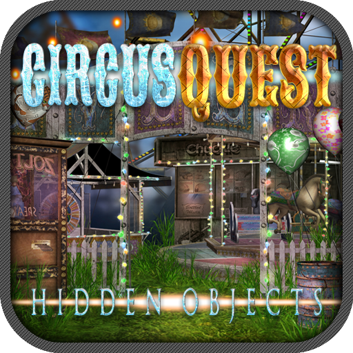 Circus Quest Hidden Objects Carnival Game