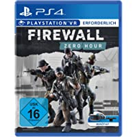 Firewall: Zero Hour VR + PS VR-doel-controller.