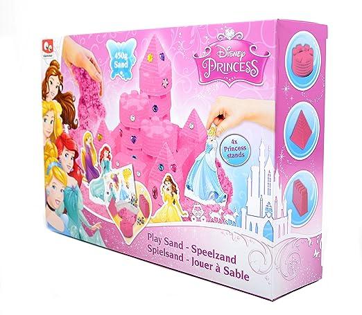 10 opinioni per Disney Princess – Il Castello Delle Principesse – Set Di Sabbia Da Modellare + 4