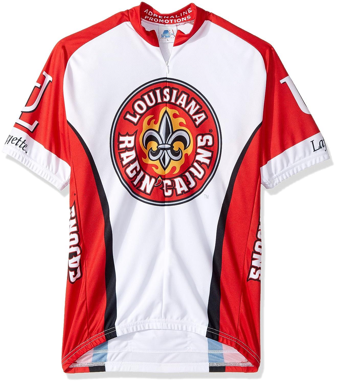 promo code dbeff 75ed6 Adrenaline Promotions NCAA Louisiana Lafayette Ragin' Cajuns Men's Jersey