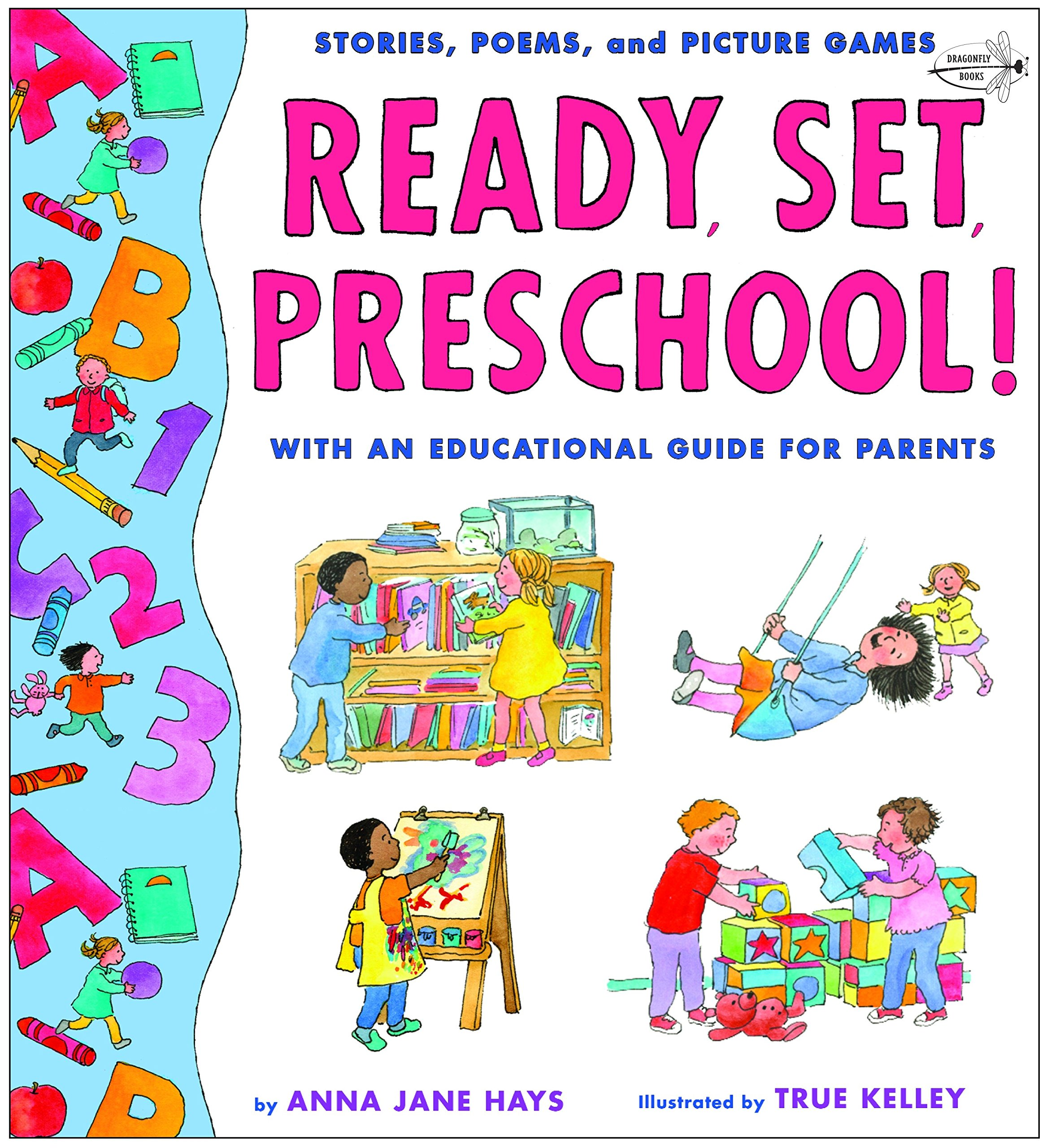Download Ready, Set, Preschool!: Stories, Poems and Picture Games with an Educational Guide for Parents ebook