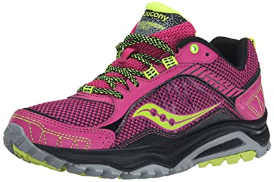 Saucony Women's Grid Excursion TR9 Trail Running Shoe Review