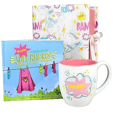 """Amazon.com: Mom Set de regalo recuerdo de – """"mamá ..."""