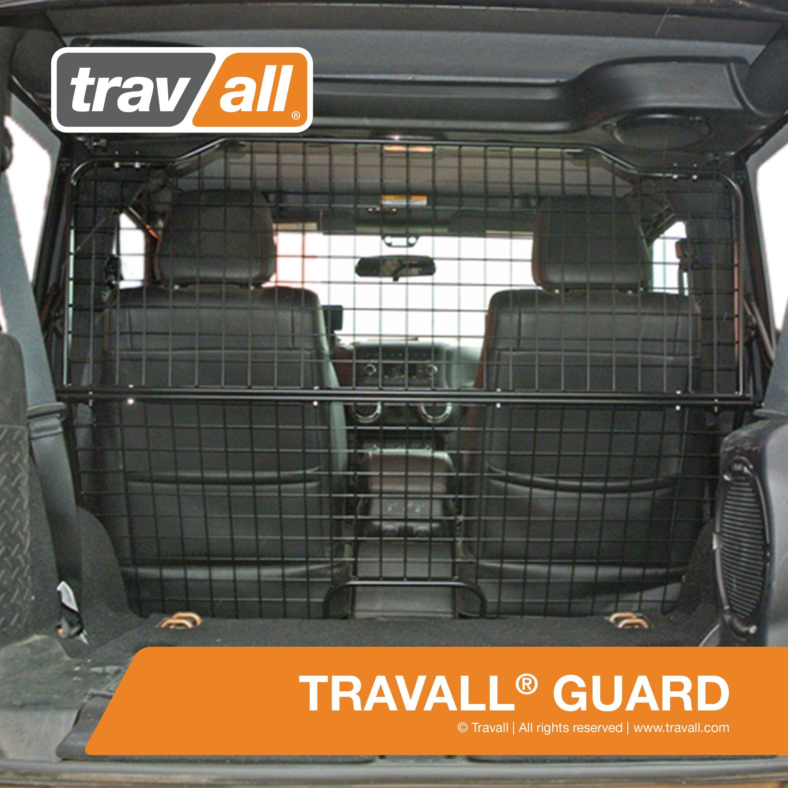 JEEP Wrangler 2 Door Pet Barrier (2007-2011) - Original Travall Guard TDG1367