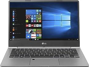"LG gram 13Z970 i5 13.3"" Touchscreen Laptop with Fingerprint ID (2017 -Dark Silver)"