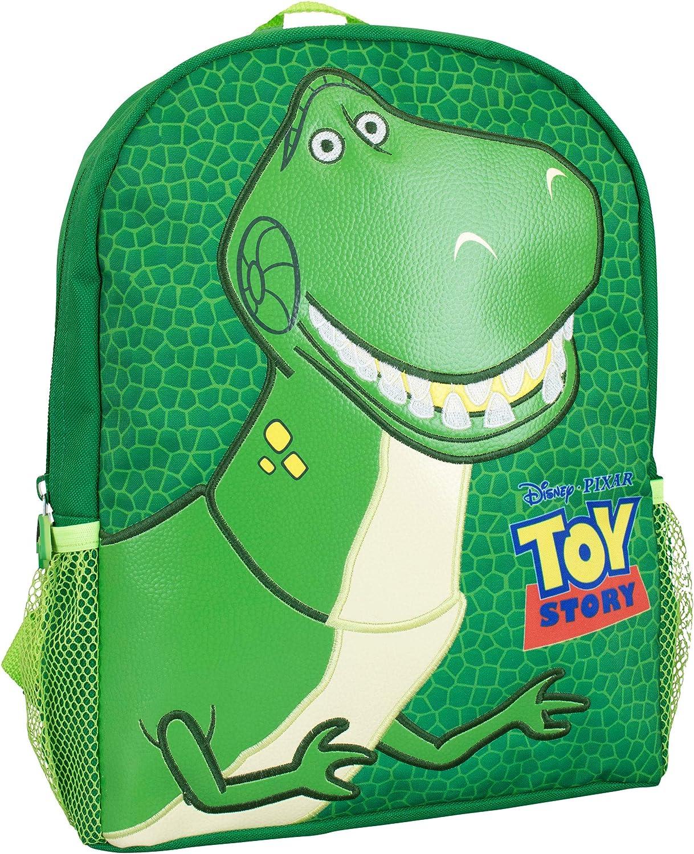 Disney Mochila para niños Toy Story Rex: Amazon.es: Ropa y accesorios