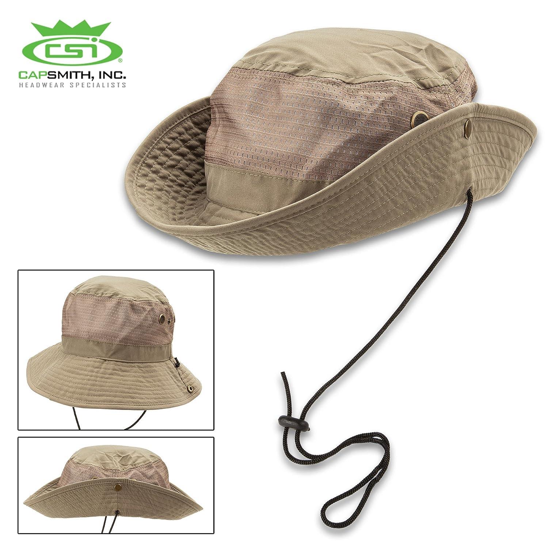 3623fd16a4b Capsmith microfiber upf jungle hat sports outdoors jpg 1500x1500 Capsmith  inc hats
