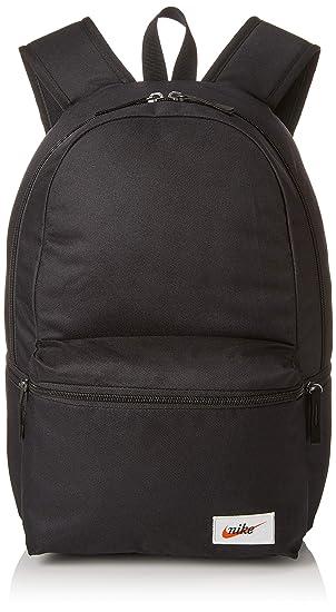 af7b97a084 Nike Nk Heritage Bkpk - Label, Sacs à dos mixte adulte, Multicolore (Black