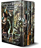Legends of Marithia: War of Prophecies (3 Full Novel BOX SET)
