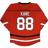 Patrick Kane Chicago Blackhawks  88 Red Infants Toddler Home Stripe Fashion  Team Jersey 0657d9095